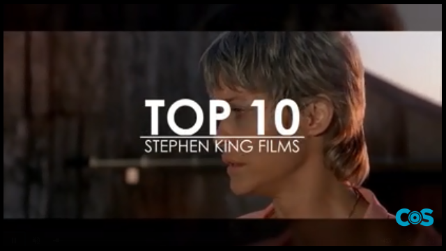 Stephen King's Top Horror Movie Adaptations